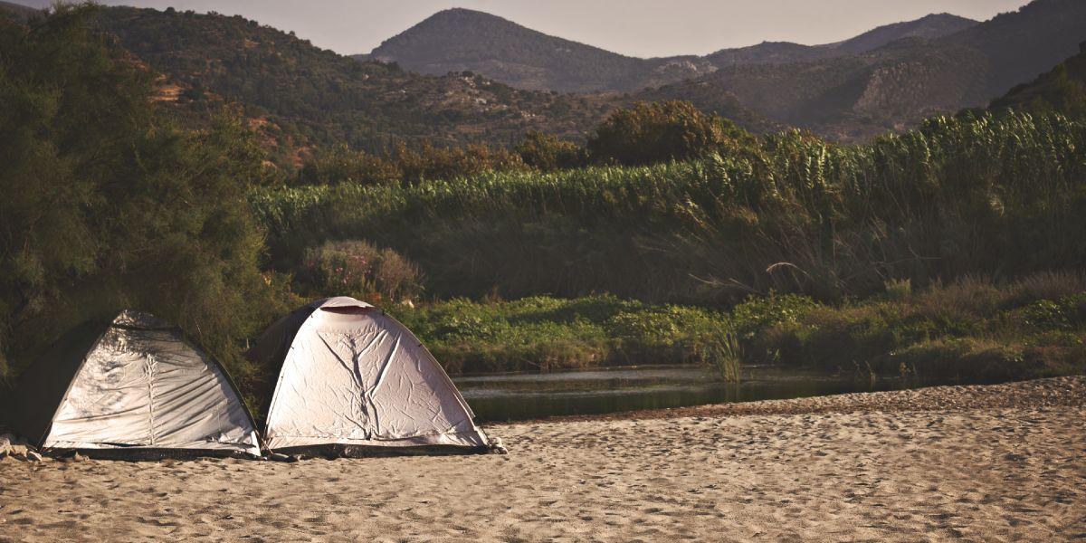 Τα 4 Αγαπημένα Camping στα Νησιά του Αιγαίου