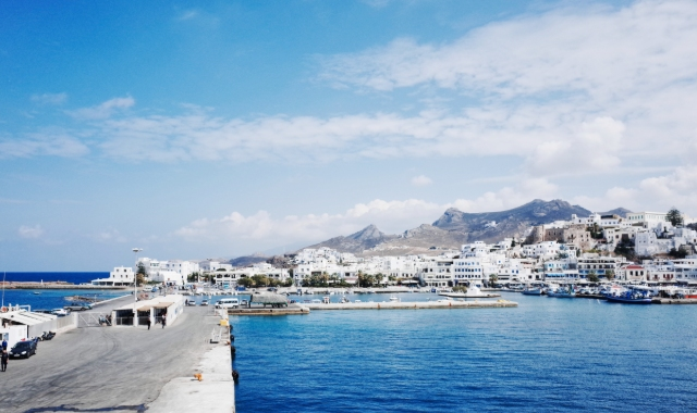 A Ferry(tale) to Naxos 2020